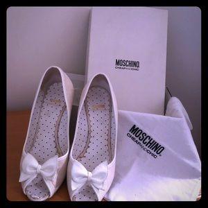 Original Moschino shoes